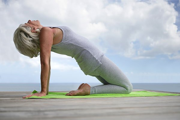 yoga and healthy ageing