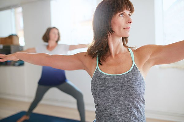 Yoga for perimenopause